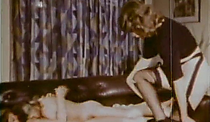 Vintage - Tremendously Filthy Lesbian Fetish Party