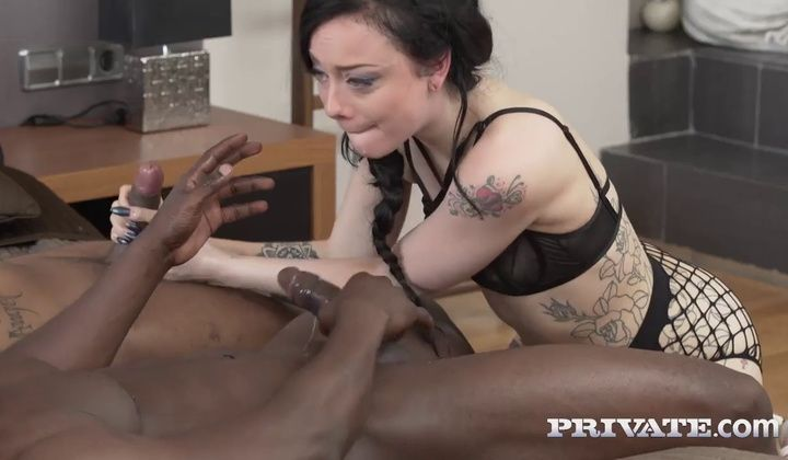 Alessa Savage Hot Brunette Teen Banged Hard By Bbc